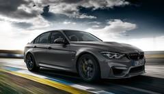 BMW M3 CS : pour une virée sur circuit en famille