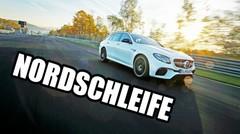 La Mercedes-AMG E63 S 4Matic signe un record au Nürburgring