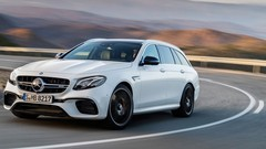 Mercedes-AMG E63 S Estate : un record sur le Nurburgring