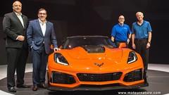 Chevrolet Corvette ZR1 : lancement à Dubaï et nulle part ailleurs