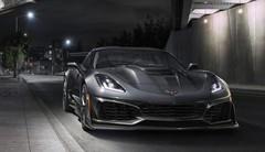 Chevrolet Corvette ZR1 2019 : la plus rapide de tous les temps