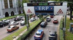 La méthode choc de Singapour pour réduire la place de la voiture