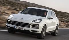 Essai Porsche Cayenne 2018 : Blason mérité
