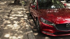 La Mazda 6 restylée au salon de Los Angeles