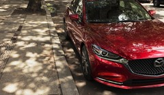 Salon de Los Angeles : nouvelle Mazda 6
