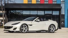 Lancement Ferrari Portofino