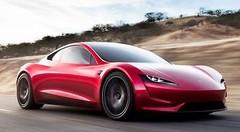 Tesla Roadster : quasiment 1 000 km d'autonomie
