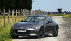 Essai Mazda MX-5 RF First Edition 2.0L 160 : Jinba Ittai !