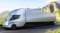 Tesla Semi: le poids lourd