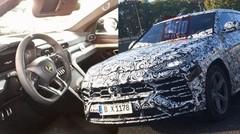 Futur SUV Lamborghini Urus 2018 : découvrez sa planche de bord