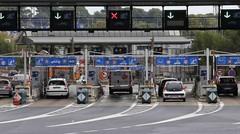 Autoroutes : jusqu'à 2 % de hausse pour les tarifs des péages en 2018