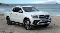 Essai Mercedes Classe X : Un pick-up forcément BCBG