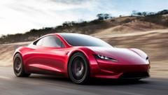 Actualités auto Tesla surprend avec un tout nouveau roadster époustouflant !