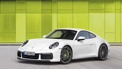 Porsche 911 hybride (type 992)