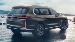 BMW : Après le X7 aussi un X8 ?