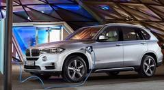 BMW : une gamme de SUV électriques