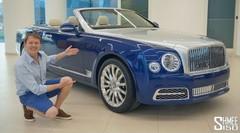 Bentley Grand Convertible : très chère place au soleil