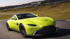 Aston Martin présente sa nouvelle Vantage
