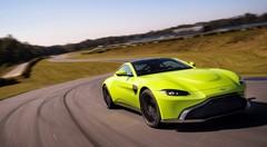 Aston Martin dévoile la nouvelle Vantage
