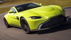 Nouvelle Aston Martin Vantage (2018) : infos et photos officielles
