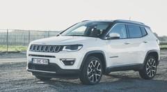 Essai Jeep Compass 2017 1.4 MultiAir 140 ch Limited