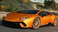 Quatre roues directrices pour la prochaine Lamborghini Huracan ?