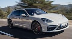 Essai Porsche Panamera Sport Turismo : Premier break de chasse Porsche