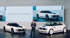 Recharge rapide : Honda manquerait d'ambition