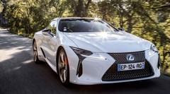 Essai Lexus LC 500 hybride : et pourquoi ne pas être raisonnable ?