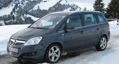 Essai Opel Zafira : Le deuxième souffle