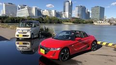 Honda N-Box et S660, deux visions de la Kei Car japonaise