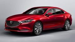 Mazda6 restylée : maintenant avec un gros moteur de 250 ch outre-Atlantique
