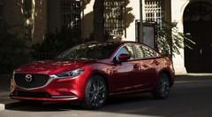 Mazda 6 2018 : toutes les photos et infos