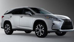 Lexus RX L : une version à 7 places au salon de Los Angeles