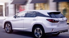 Lexus RX 450h L : SUV hybride et sept places