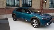 Prix à la hausse pour la Citroën C4 Cactus restylée