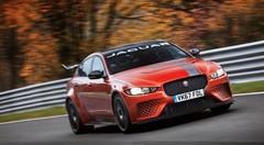 La Jaguar XE SV Project 8, nouvelle berline la plus rapide sur le Ring