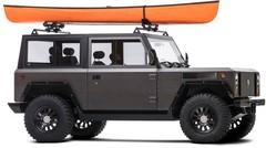 Bollinger B1 : le descendant du Land Rover Defender est électrique