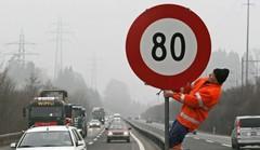 Limite de vitesse à 80 km/h sur route : pour bientôt?
