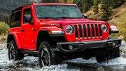 Nouvelle Jeep Wrangler (2018) : l'icône se modernise et passe à l'hybride