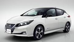 Nouvelle Nissan Leaf : prix à partir de 33 900 € hors bonus