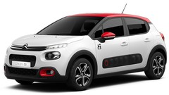 Série spéciale : Citroën C3 Graphic