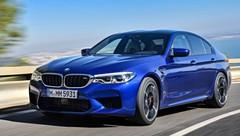 Essai BMW M5 (2018) : notre avis sur la M5 à quatre roues motrices