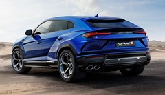 Lamborghini Urus : superlativement votre