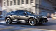 Lamborghini Urus : prêt à charger