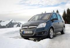 Essai Opel Zafira 1.7 CDTI 125 ch : Léger lifting pour garder la forme
