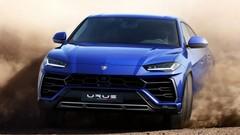 Lamborghini Urus : le super SUV qui vise un record sur le Nürburgring
