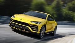 Lamborghini dévoile son SUV, l'Urus
