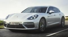 Essai Porsche Panamera Sport Turismo Turbo S E-Hybrid