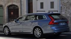 Essai Volvo V90 : quand Volvo fait le break